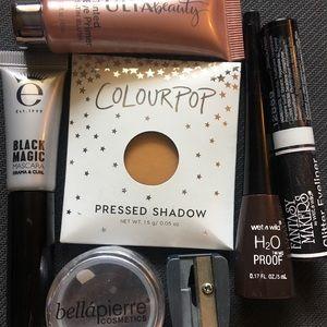 NEW Eye Makeup Bundle! ColourPop WetnWild Ulta